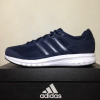Promo Sepatu Running Lari Adidas Duramo Lite M Navy BA8103 Ori