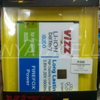 Baterai Vizz Samsung Galaxy Mega 63/Batre Double Power Original