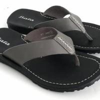 Bata Men Summer 2466 - Sandal Jepit Pria - Abu Abu