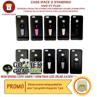 Case Paling Bagus Termurah Vivo V7 Plus Iface 2 Standing Lucu Cover Hp