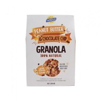 Oat Morning Peanut Butter & Chocolate Chip Granola