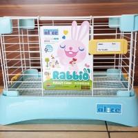 Harga alice rabbio ae33 kandang kelinci rabbit cage | WIKIPRICE INDONESIA