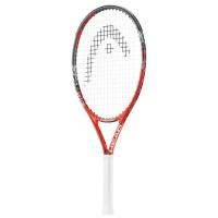 raket tenis head junior novak 25 untuk anak usia 8 tahun
