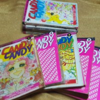 Komik Candy Candy 1-9