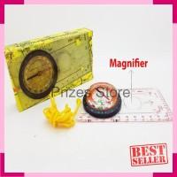 Promo Map Compass pengaris- Map Kompas pengaris liquid filled