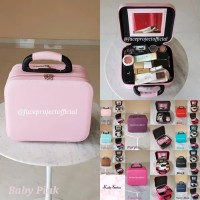 Tas kosmetilk Koper Make Up Beauty Case Kotak Rias Tas Kosmetik