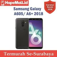 HP Samsung Galaxy A6 Plus A605 Garansi Resmi SEIN Termurah Se-Surabaya