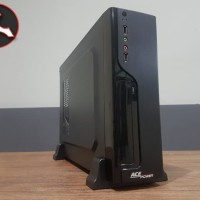 Komputer Rakitan Gaming Vitro Red Dragon Ryzen Quad Core R5 2400G