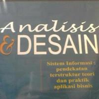 Buku analisis dan desain tahun 2014 by prof dr jogiyanto