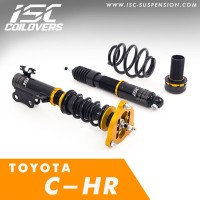 ISC COILOVER - Toyota CHR (STREET)