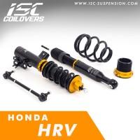 ISC COILOVERS - HONDA HRV (BASIC)