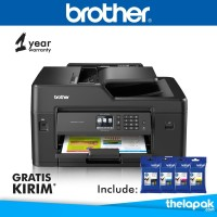 Brother MFC J3530 Ink Benefit / PRINTER A3 / PRINT SCAN COPY FAX