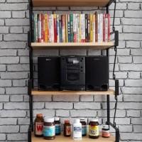 Furniture - Simplicity - Rak dinding 5 Layer Model 1 (N)