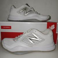 New Balance NB 696v2 White Silver Putih Sepatu Tenis Tennis Original 1acc80d497