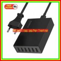 Orico USB Desktop Charger 6 Port EU Plug 10A CSL-6U-EU Black