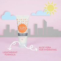Harga Emina Sunscreen Travelbon.com
