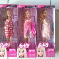 Boneka Barbie Hamil + Bayi Perut Bisa Dibuka