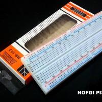 Breadboard Besar MB-102 Projectboard 830 Lubang
