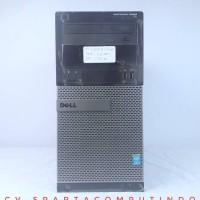CPU Dell Optiplex 3020 core i5 Tower Bergaransi