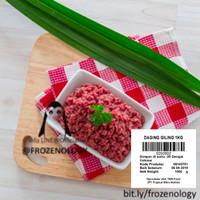 Harga daging sapi giling cincang ter murah berkualitas siap kirim | antitipu.com