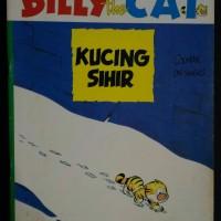 Komik Billy the Cat - Kucing Sihir