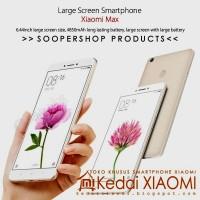 XIAOMI MI MAX 2 4/64 GB Global Snapdragon 4/64GB Garansi 1 Th 4GB/64GB