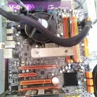 DFI Lanparty x38 Motherboard Langka Rare Item Socket 775 Intel