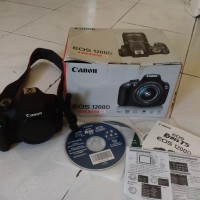 Canon EOS 1200d/ Rebel T5 Body Only, Muluuuus, SC Rendaaaaah