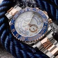 Jam Tangan Pria Merk Rolex Yacht Master Type