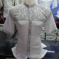 Terlaris Real Pict Recommended Baju Koko Pria Al-ihsan Lengan pendek