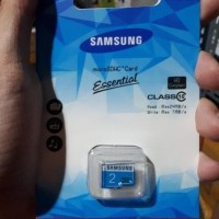 NEW micro sd samsung 2gb promo