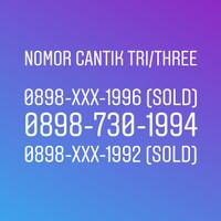 Harga Nomor Cantik Travelbon.com