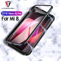 Hardcase Bumper Premium Metal Luxury Cover Case Casing HP Xiaomi Mi 8
