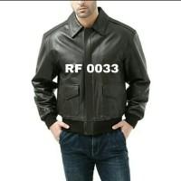 jaket kulit domba RF 0033