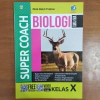 Buku Super Coach Biologi SMA Kelas X Kurikulum 2013 Revisi