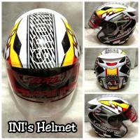 Helm Double Visor (2 Kaca) ARL Racing