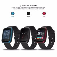 Smartwatch zeblaze crystal 2 fitness tracker tic bip watch