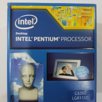 Processor Intel 1150 Haswell G3260 Box Original