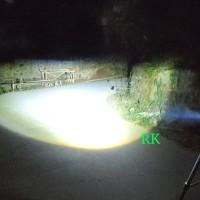 LAMPU LED SOROT TEMBAK CUT OFF GEN2   LED CREE OFFROAD 4D CUT OFF GEN2