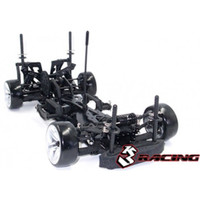 3Racing Kit Sakura D4 RWD Sport Black Edition 1/10 Drift Car