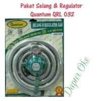 Quantum Regulator & Selang Qrl 032