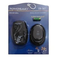 Bel Pintu / Bel Rumah / Door Bell Wireless TOYOSAKI DB-361 DB361