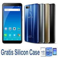HP Smartphone Luna V Lite V55 - Full View + Gratis Silicon Case Murah