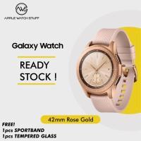 Samsung Galaxy Watch 2018 Smartwatch - Rosegold 42mm New Original BNIB