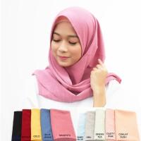 Jilbab Instan Segiempat Instan Hijab Instan Havana Emboss hijab murah