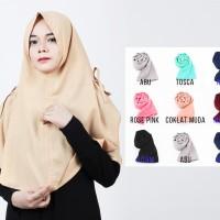 Khimar Pita Hijab instan Zahra Jilbab Kerudung Khimar Hijab Murah
