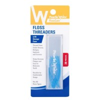 Floss Threaders With Storage Case 30pcs