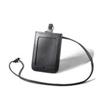 VOYEJ ID Card Holder II - Name / Luggage Tag Kulit Unisex