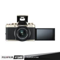 FUJIFILM X-T100 BODY BUNDLING SDHC 16 GB