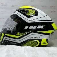 Harga helm ink cl max seri 5 yellow